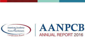 The american academy of nurse practitioners certification board the aanpcb annual report and pass rate report for 2016 may be accessed on the certification website under the tab read more malvernweather Image collections
